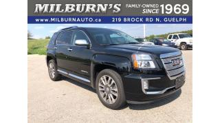 Used 2017 GMC Terrain Denali / AWD for sale in Guelph, ON
