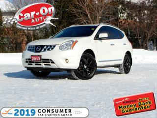 Used 2013 Nissan Rogue SV SUNROOF REAR CAM HTD SEATS ALLOYS LOADED for sale in Ottawa, ON