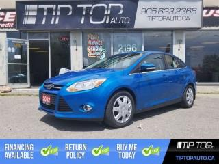 Used 2012 Ford Focus SEL ** Remote Start, Bluetooth, Heated Seats ** for sale in Bowmanville, ON