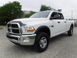 Used 2011 Dodge Ram 3500 SLT Crew Cab Long Box 4WD Cummins Diesel for sale in Burnaby, BC