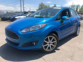 Used 2014 Ford Fiesta SE BIG SCREEN RADIO MAGS COOL COLOUR for sale in St Catharines, ON
