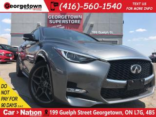 Used 2017 Infiniti QX30 Sport | DEMO | NAVI | PANO | 360 CAM for sale in Georgetown, ON