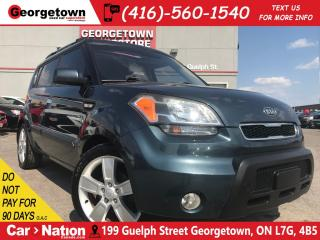 Used 2010 Kia Soul 2.0L 4u Retro | 5 SPD M/T | SUBNROOF | 18 WHEELS for sale in Georgetown, ON