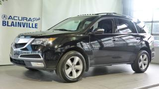 Used 2010 Acura MDX PREMIUM ** SH-AWD ** for sale in Blainville, QC