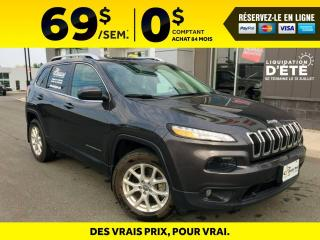 Used 2017 Jeep Cherokee 4WD North - Démo for sale in Ste-Marie, QC