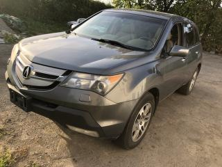 Used 2008 Acura MDX Tech pkg for sale in Hamilton, ON