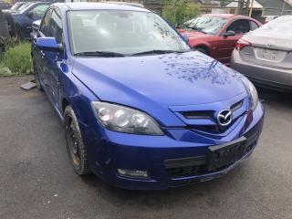 Used 2007 Mazda MAZDA3 GS for sale in Hamilton, ON