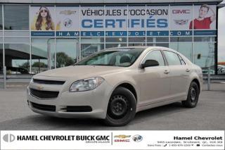 Used 2012 Chevrolet Malibu LS for sale in St-Léonard, QC