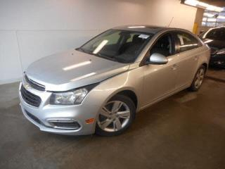 Used 2015 Chevrolet Cruze DIESEL-AUTO-LEATHER-ROOF-CAMERA-ONLY 13KM for sale in York, ON
