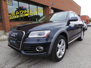 Used 2013 Audi Q5 3.0T Premium Plus Navigation, Panoramic Sunroof, Heated Seats Front and Rear for sale in Woodbridge, ON