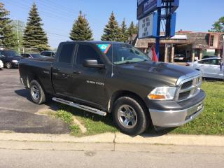 Used 2012 RAM 1500 ST 4x4!!! for sale in Brantford, ON