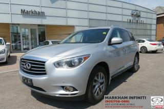 Used 2014 Infiniti QX60 PREMIUM|NAVIGATION|SUNROOF|360 CAMERA|BOSE AUDIO for sale in Unionville, ON