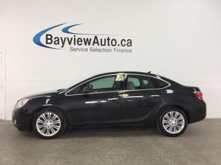 Used 2014 Buick Verano Base - ALLOYS! REM START! DUAL CLIMATE! REV CAM! ON STAR! for sale in Belleville, ON