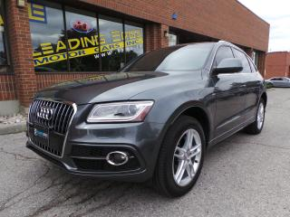 Used 2013 Audi Q5 2.0T Premium Plus S-Line, Navigation, Bang & Olufsen for sale in Woodbridge, ON