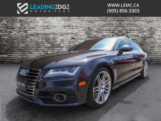 Used 2012 Audi A7 Premium Plus S-Line, Vision Package, Bang & Olufsen for sale in Woodbridge, ON