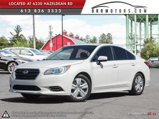 Used 2015 Subaru Legacy 2.5I for sale in Stittsville, ON