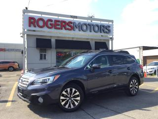 Used 2015 Subaru Outback 3.6R LTD - NAVI - LEATHER - SUNROOF for sale in Oakville, ON
