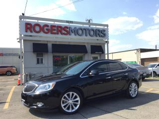 Used 2016 Buick Verano - NAVI - LEATHER - SUNROOF for sale in Oakville, ON