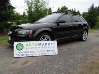 Used 2012 Audi A3 S-LINE, QUATTRO, AUTO, INSP, FREE WARR for sale in Surrey, BC