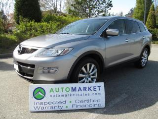 Used 2010 Mazda CX-9 GT, AUTO, MOONROOF, INSP, FREE WARRANTY for sale in Surrey, BC