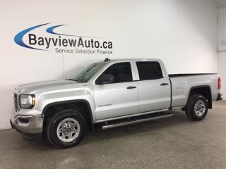 Used 2016 GMC Sierra 1500 Base - 5.3L! CHROMES! HITCH! TOW/HAUL! BLUETOOTH! for sale in Belleville, ON