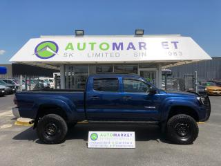 Used 2006 Toyota Tacoma CREW Cab EMU LIFT! LONG BOX AUTO for sale in Langley, BC