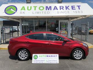 Used 2012 Hyundai Elantra GLS bluetooth! FINANCE IT! for sale in Langley, BC