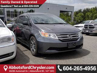 Used 2013 Honda Odyssey EX *LOCALLY DRIVEN* for sale in Abbotsford, BC