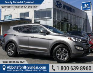 Used 2016 Hyundai Santa Fe Sport 2.4 Luxury ACCIDENT FREE for sale in Abbotsford, BC
