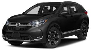 New 2018 Honda CR-V Touring AWD for sale in Pickering, ON