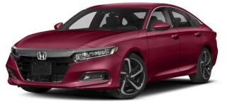 New 2018 Honda Accord Sport 2.0T Sedan 2.0T Sport-HS MT for sale in Pickering, ON