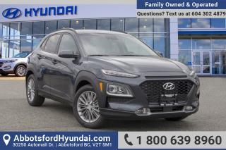New 2018 Hyundai KONA 2.0L Luxury for sale in Abbotsford, BC