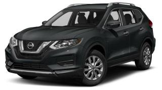New 2018 Nissan Rogue SV AWD CVT for sale in Ajax, ON