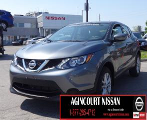 Used 2017 Nissan Qashqai FWD|AUTOMATIC|BLUETOOTH|FRONT HEATED SEATS| for sale in Scarborough, ON
