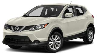 New 2018 Nissan Qashqai SV FWD CVT for sale in Scarborough, ON