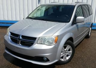 Used 2011 Dodge Grand Caravan CREW *STOW N GO* for sale in Kitchener, ON