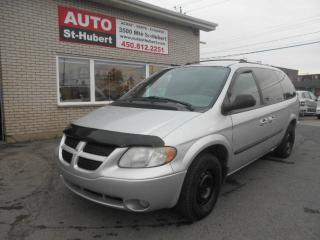 Used 2003 Dodge Grand Caravan SE for sale in Saint-hubert, QC