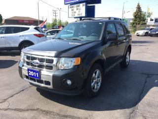 Used 2011 Ford Escape Limited for sale in Brantford, ON