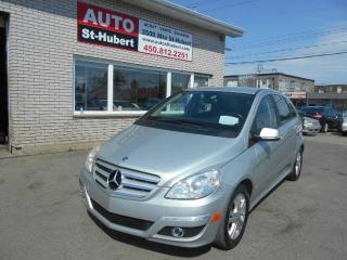 Used 2009 Mercedes-Benz B-Class for sale in Saint-hubert, QC