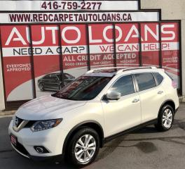 Used 2014 Nissan Rogue SV ALL CREDIT ACCEPTED for sale in Scarborough, ON