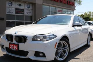 Used 2014 BMW 528 i xDrive M Sport Line. Navi.Surround View Camera. for sale in Toronto, ON
