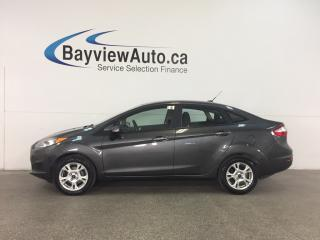 Used 2016 Ford Fiesta - ALLOYS! A/C! SYNC! CRUISE! for sale in Belleville, ON