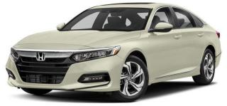 New 2018 Honda Accord Sedan 1.5T EXL-HS CVT for sale in Scarborough, ON
