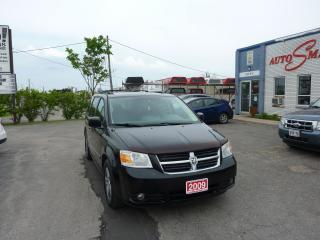 Used 2009 Dodge Grand Caravan SXT-TOP OF THE LINE for sale in Kitchener, ON