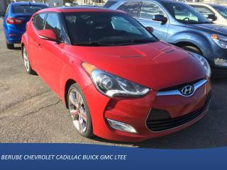 Used 2014 Hyundai Veloster for sale in Riviere-du-loup, QC