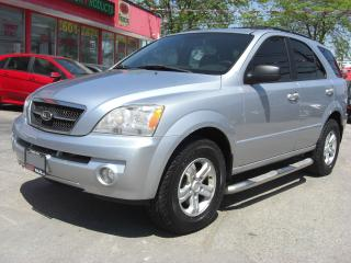 Used 2006 Kia Sorento LX 4WD for sale in London, ON
