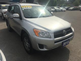 Used 2012 Toyota RAV4 BASE for sale in St Catharines, ON