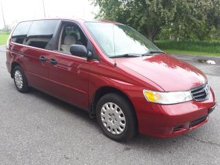 Used 2004 Honda Odyssey LX for sale in Stittsville, ON