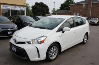 Used 2015 Toyota Prius v for sale in Brampton, ON
