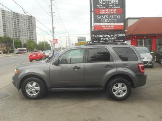 Used 2009 Ford Escape XLT 4WD for sale in Scarborough, ON